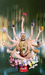 El dios dinero y la religión consumista