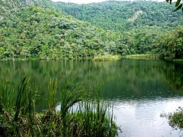 Laguna El Tabacal; La Vega, Cundinamarca
