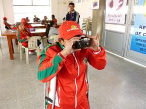 Taller de fotografía participativa