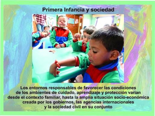 Primera Infancia y Sociedad