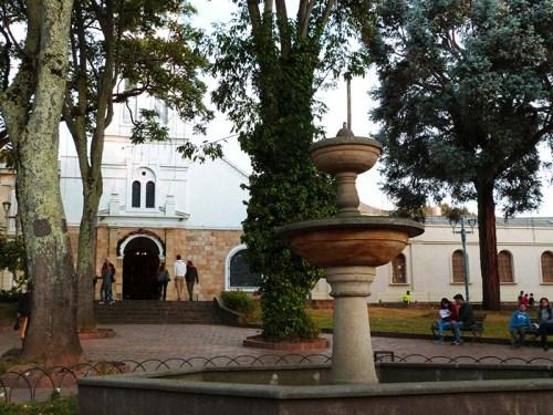 Plaza de Usaquén